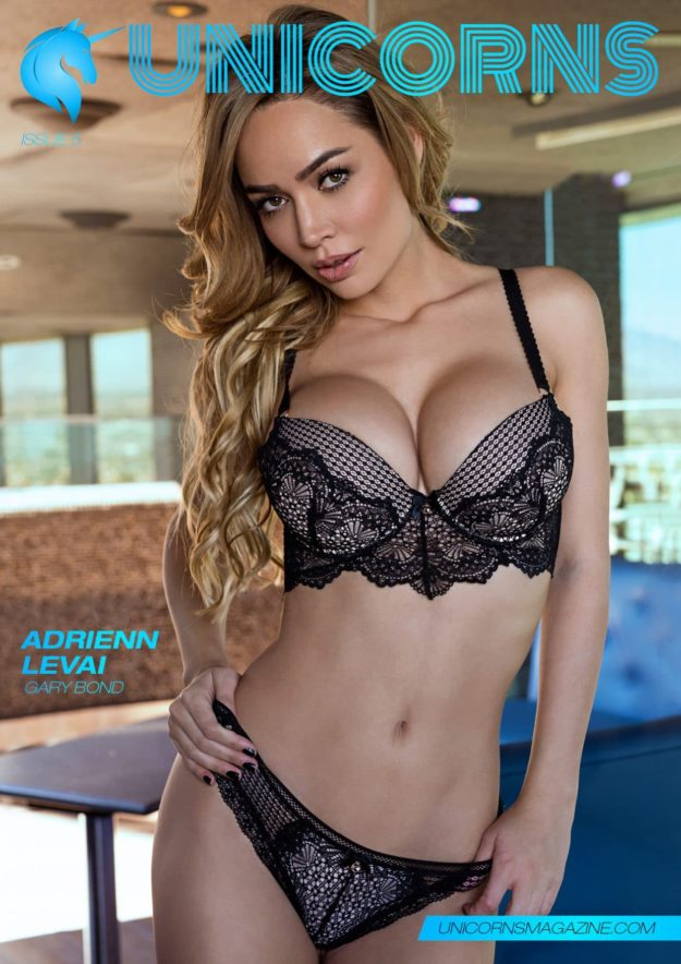 Unicorns Magazine – December 2018 – Adrienn Levai