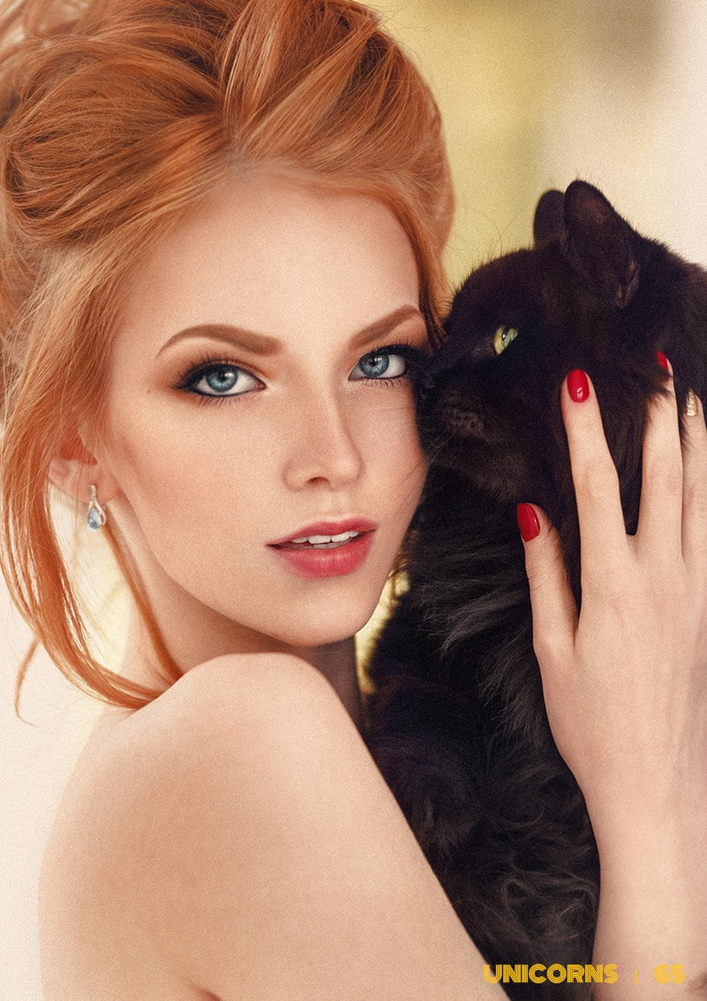 Unicorns Magazine – May 2018 – Elizaveta Bondarenko