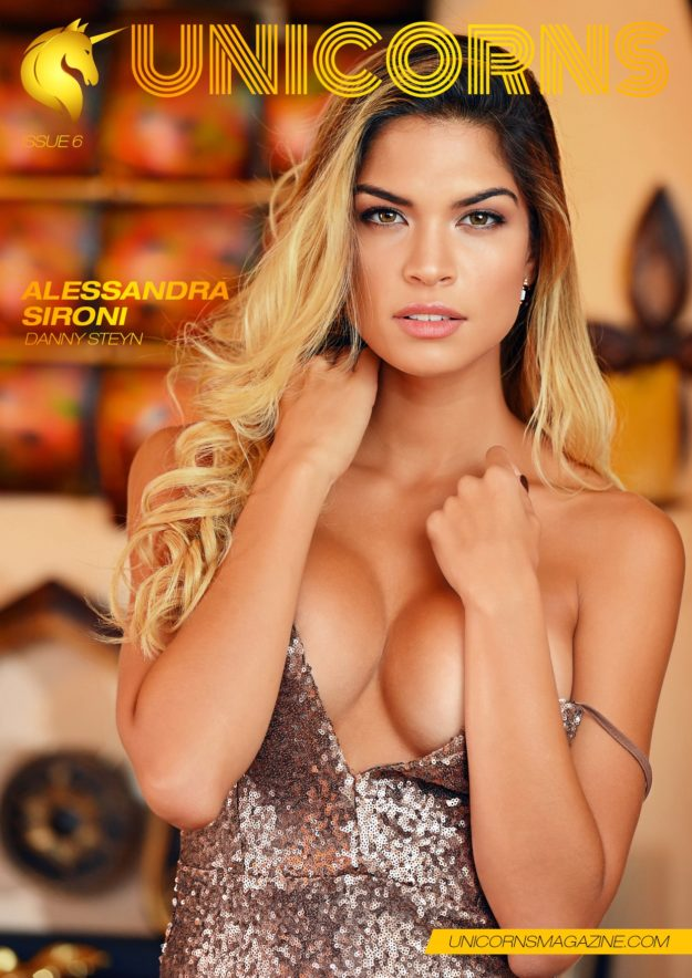 Unicorns Magazine – March 2019 – Alessandra Sironi