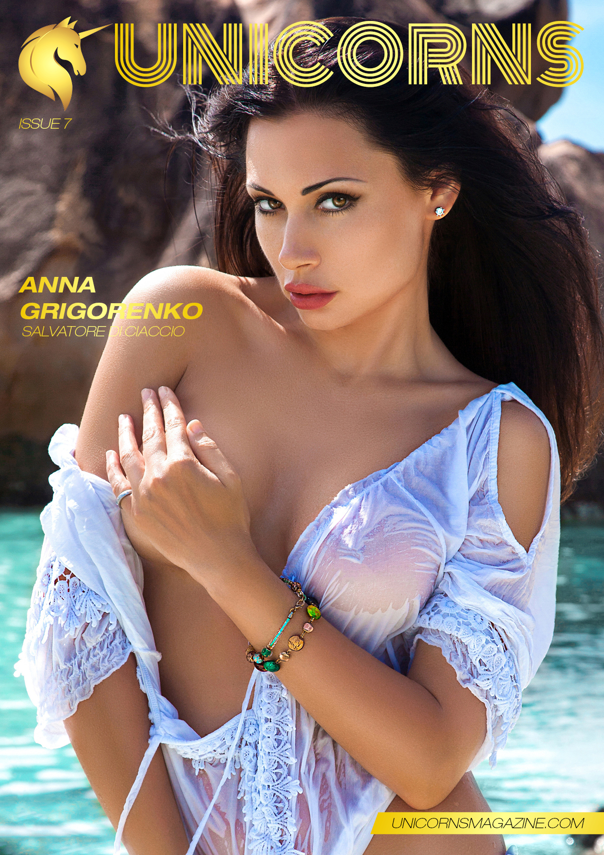 Unicorns Magazine – May 2019 – Anna Grigorenko