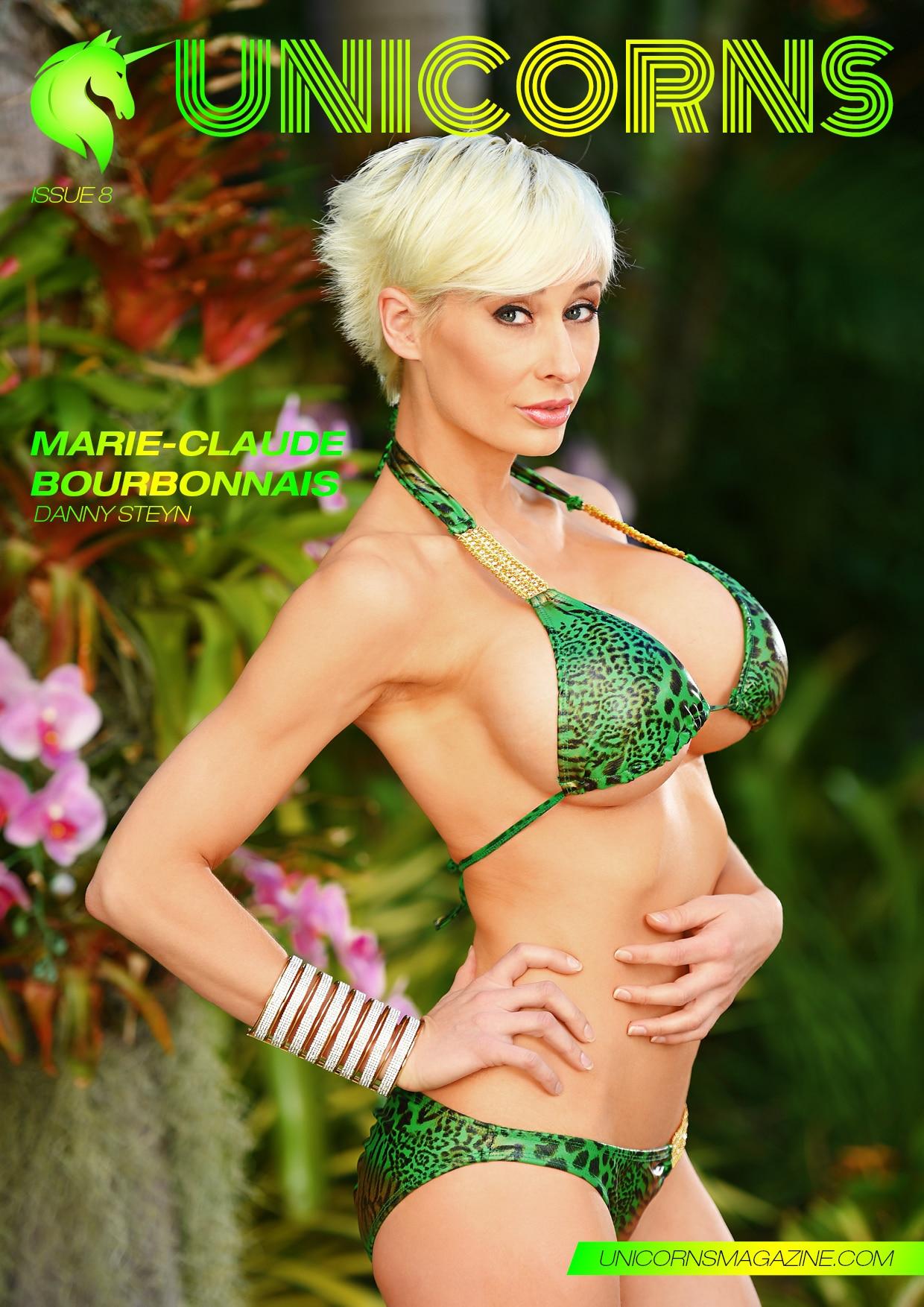 Unicorns Magazine – July 2019 – Marie-Claude Bourbonnais